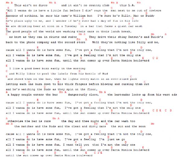 Top Tracks for Sheryl Crow (playlist)
