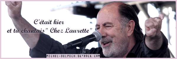 Interview de Michel Delpech