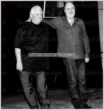 BEDARRIDES Roland Vincent : « Michel Delpech, c'était un ami, presque un frère »