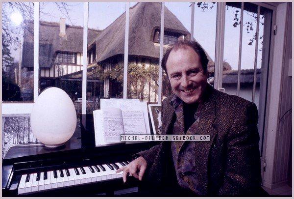"""Mort de Michel Delpech : """"Les dix derniers jours ont été terribles"""" selon son compositeur et ami"""