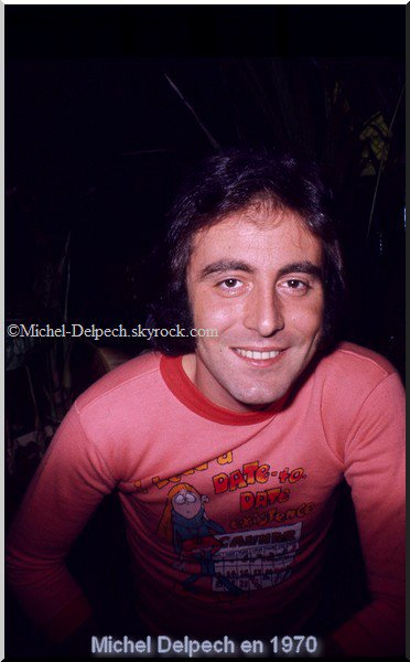 """Dave : """"Michel Delpech en a pas mal bavé au cours de sa carrière"""""""