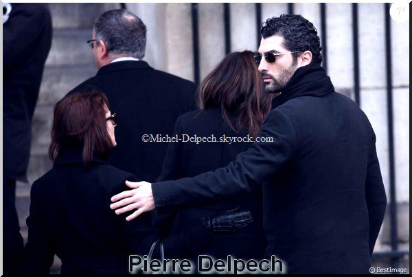 Michel Delpech, les obsèques : Ses proches et nombre d'artistes lui disent adieu (suite)