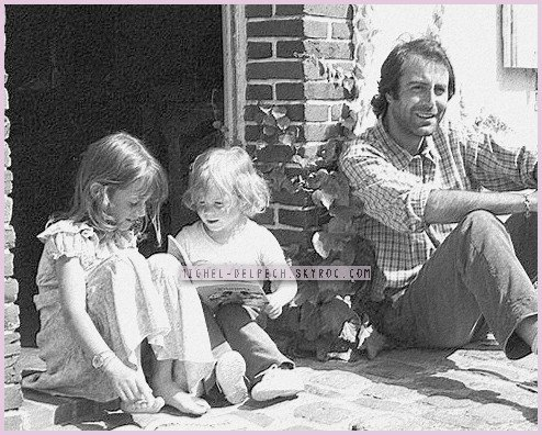 Avec ses enfants