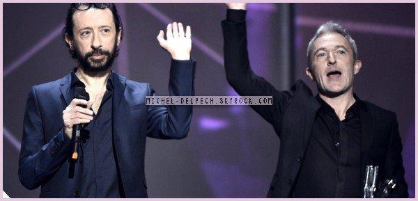 Victoires de la musique 2016 : Vianney rend hommage à Michel Delpech