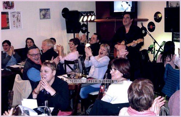 La Sologne chante son Michel Delpech
