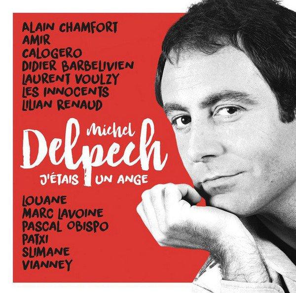 MICHEL DELPECH : «J'ÉTAIS UN ANGE» CERTIFIÉ DISQUE D'OR !