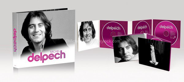 Le best of posthume de Michel Delpech