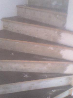 suite habillage d 39 escalier beton la menuiserie meuble ma vie. Black Bedroom Furniture Sets. Home Design Ideas