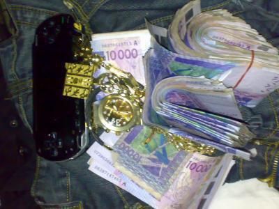 l'argent de r7