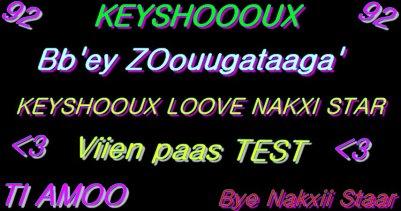 KeYsHOOuX !! =P
