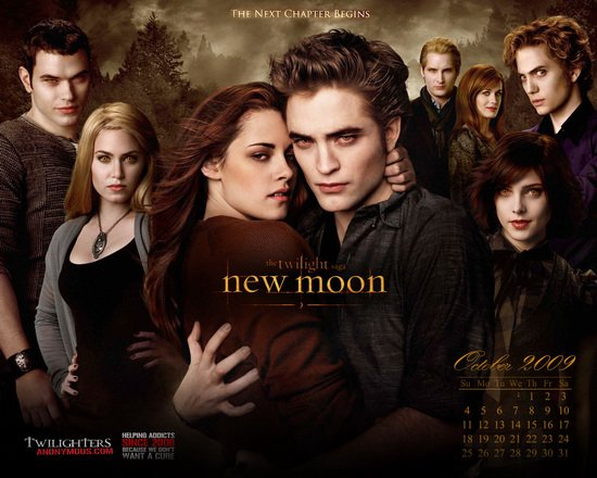 BIENVENUE sure mon blog twilight