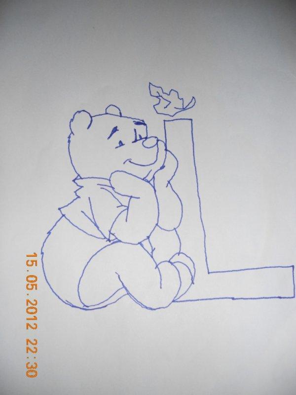 le dessin que je ver faire sur les faire part  :)