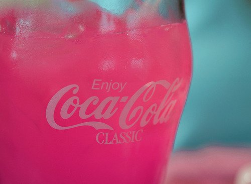 Pour tous les accros au Coca-Cola comme moi ♥