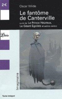 """""""Le fantôme de Canterville et autres nouvelles"""""""
