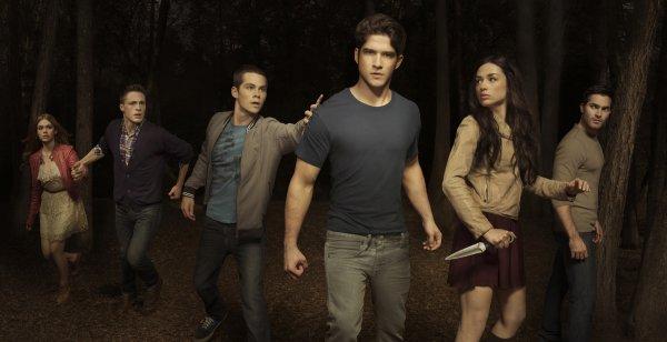 "Teen Wolf ""Sterek"": Combat entre meutes"