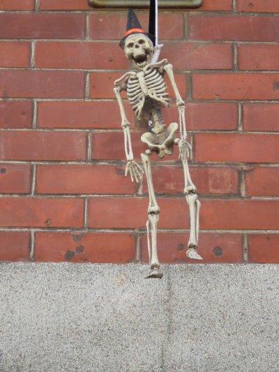 suite décoration halloween