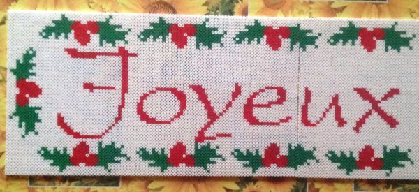 Joyeux Noël Finie.je le trouve super genial.