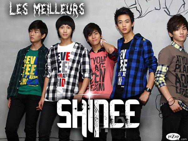 SHINee <3