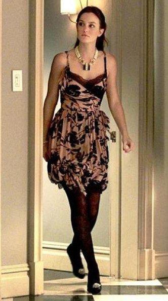 Garde robe de Blair Waldorf