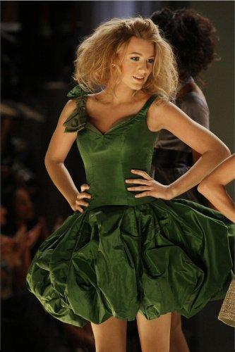 Garde robe de Serena Van Der Woodsen