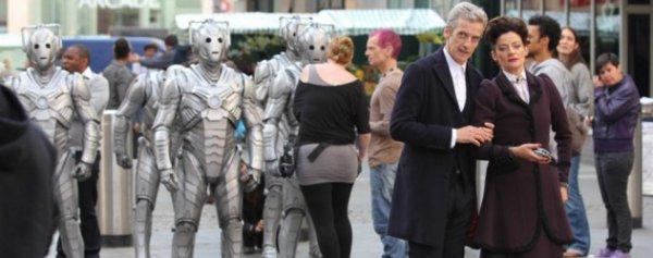 Doctor Who Saison 8 : Retour des Cybermen (spoilers)