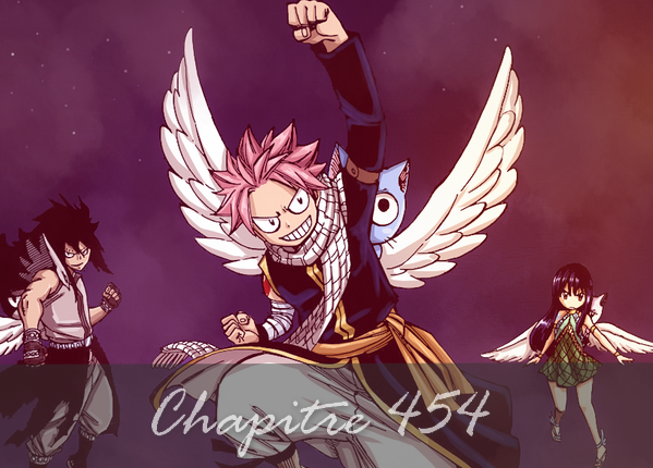 Fairy Tail - Chapitre Scan 454 FR