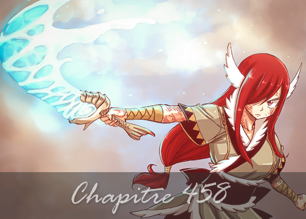 Fairy Tail - Chapitre Scan 458 FR