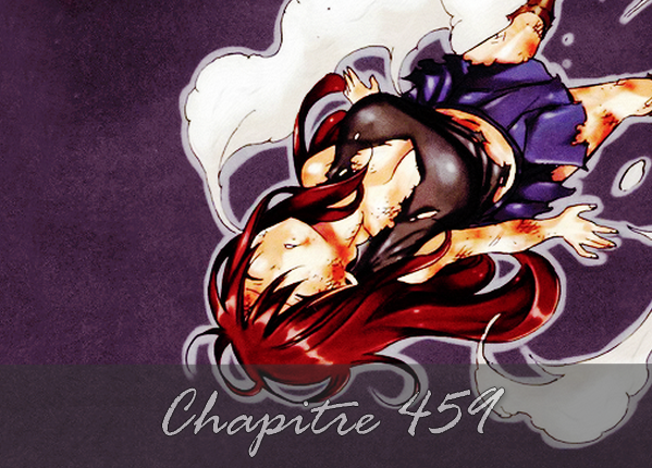 Fairy Tail - Chapitres Scans 459 / 460 FR