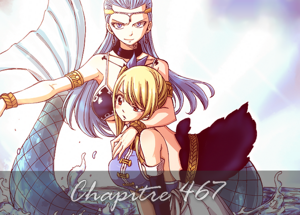 Fairy Tail - Chapitre Scan 467 FR
