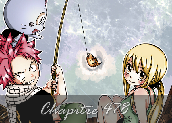 Fairy Tail - Chapitre Scan 478 FR
