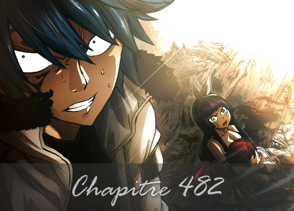 Fairy Tail - Chapitre Scan 482 FR