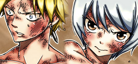 Fairy Tail - Chapitre Scan 485 FR