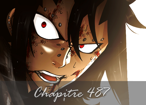 Fairy Tail Chapitre Scan 487 FR