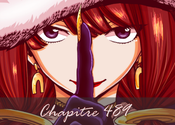 Fairy Tail Chapitre Scan 489 FR