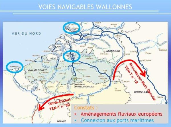 MEUSE NAMUROISE - SERVICE PUBLIC DE WALLONIE
