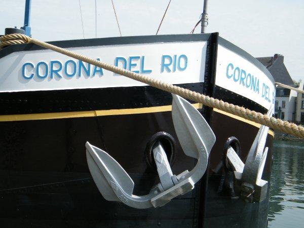 CORONA DEL RIO (B) Landelies (A.Kartner) Spits GT.375 - 38,93m. 5,08m.  PLAQUET 12/1959  A VENDRE...