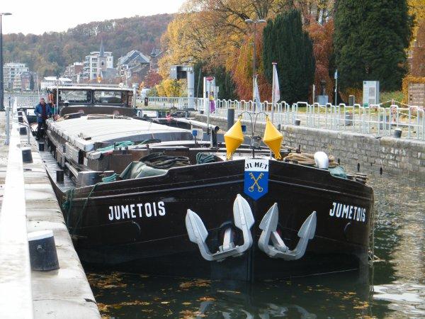 JUMETOIS Spits Lacroix 1929 Namur-Flawinne    BONNE RETRAITE M.& Mme MERTENS ;-)