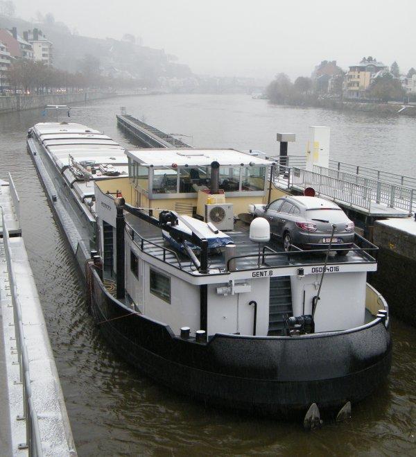 LORCA (B) Gent - GT.1407 - 85,14 m. 8,23 m.