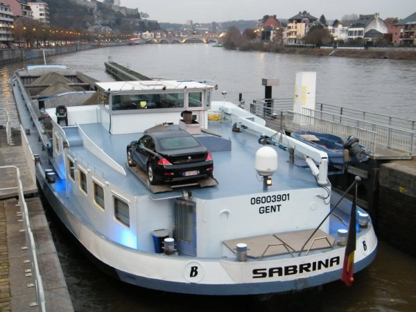 SABRINA (B) Gent - GT. 2066- 90,00 m. 11,58 m.
