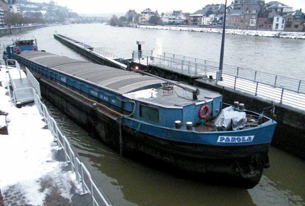 PAROLA (B) Wervik GT.505 - 53,24m. 6,23m