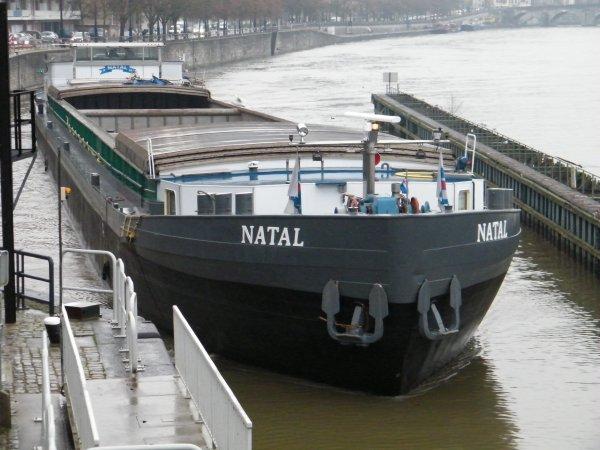 NATAL (NL) Werkendam - GT.1653 - 89,90 m. 9,50 m. (1964)