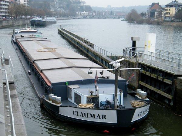 CLAUMAR (B) Merksem - GT.1288 - 80,00 m. 8,20 m.