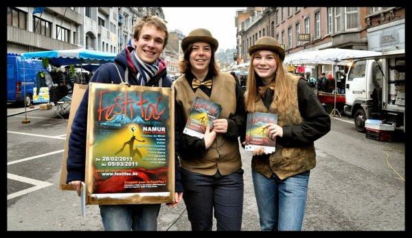 www.bia-bouquet.com  par Christian Delwiche, l'amoureux de sa ville et de ses habitants...
