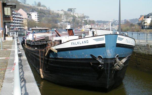 FALKLAND (B) Wenduine - GT.700 - 55,00 m. 7,20 m.