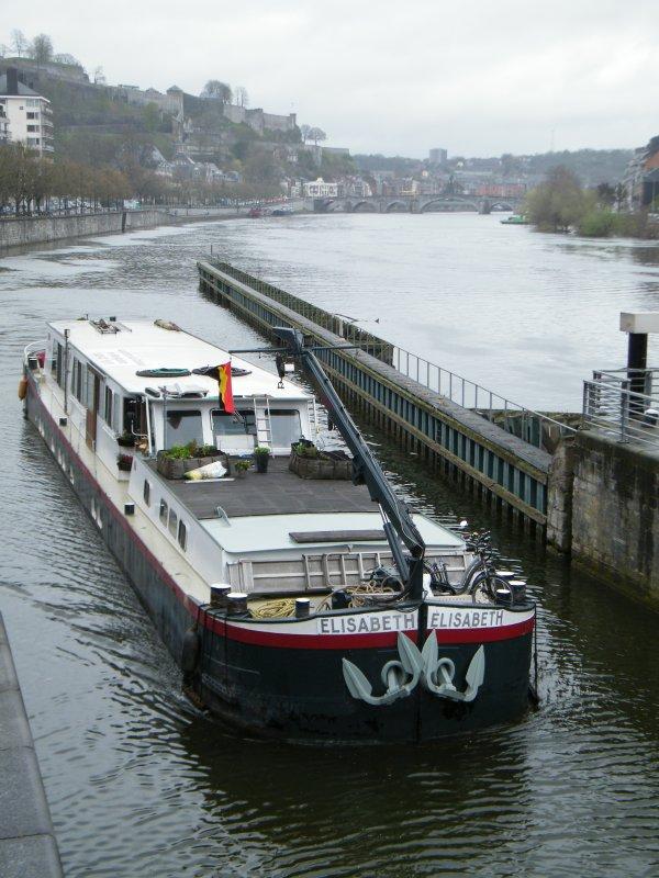 MS ELISABETH (L) Croisières fluviales - Repas d'affaires
