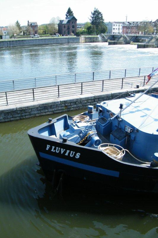 FLUVIUS (B) Brugge - GT.1060 - 75,00 m. 7,26 m.