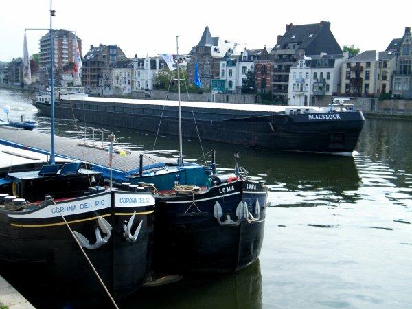 BLACKLOCK (NL) Zwartsluis - GT.1552 - 86,00 m. 9,50 m.