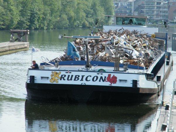 RUBICON (B) Gent - GT.1600 - 84,16 m. - 9,53 m