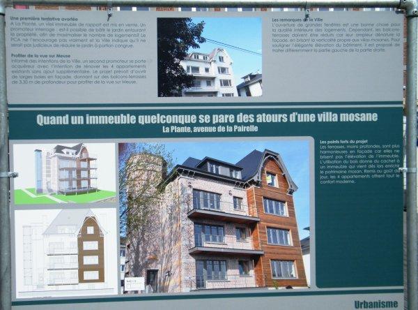 Namur - 4è.semaine de l'aménagement durable (Avril 2011)