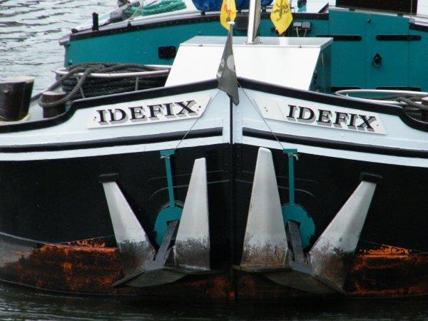 IDEFIX (Thuin) Chartier
